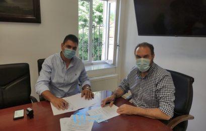 Δήμος Φλώρινας: Υπογραφή σύμβασης έργου για την ενεργειακή αναβάθμιση του 8ου Νηπιαγωγείου Φλώρινας