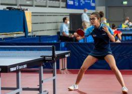 Τα αποτελέσματα της Χρυσής Φωτιάδου στο Πανευρωπαϊκό Νέων Επιτραπέζιας Αντισφαίρισης
