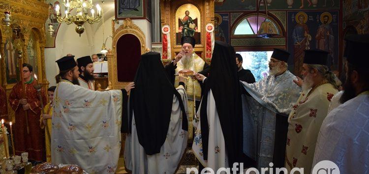 Η Φλώρινα γιορτάζει τον πολιούχο της Άγιο Παντελεήμονα (video, pics)