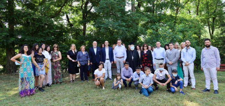Το Κέντρο Κοινωνικής Πρόνοιας γιόρτασε την προστάτιδα του Αγία Όλγα (pics)