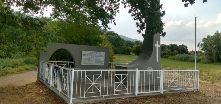 Ο «Αριστοτέλης» ευχαριστεί τον Δήμο Φλώρινας για τη συντήρηση του μνημείου της Κλαδοράχης