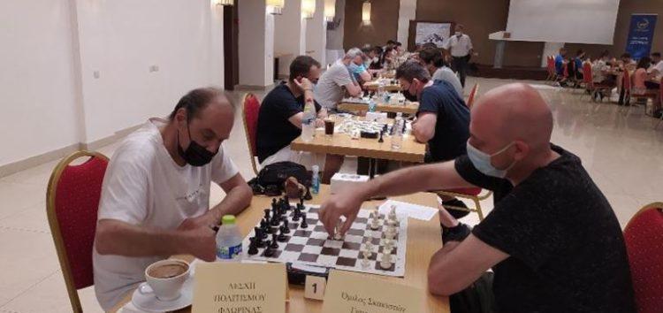 Ολοκληρώθηκε το Διασυλλογικό Πρωτάθλημα του Προκριματικού Ομίλου Σκάκι Α΄ Εθνικής κατηγορίας Κεντρικής και Δυτικής Μακεδονίας (pics)
