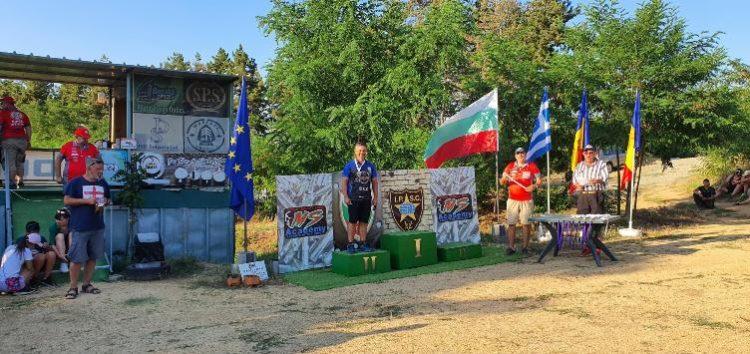 Δεύτερη θέση για τον Ηλία Μούλελη στο Εθνικό Πρωτάθλημα Βουλγαρίας σκοποβολής IPSC