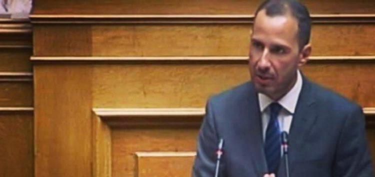Ερώτηση του βουλευτή της Ελληνικής Λύσης, Κωνσταντίνου Χήτα, για τις καταστροφικές χαλαζοπτώσεις στην Π.Ε. Φλώρινας