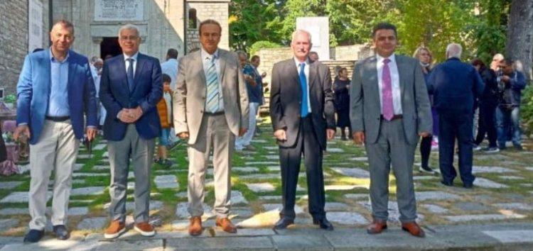Το Νυμφαίο επισκέφτηκε ο βουλευτής Γιάννης Αντωνιάδης