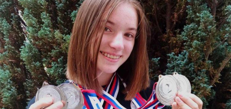Μετάλλια για Χριστίνα Ρόζα, Νεφέλη Τίτα, Αντώνη Προδρομίδη και Άγγελο Αντωνιάδη στους διεθνείς αγώνες Roller ski στη Σερβία