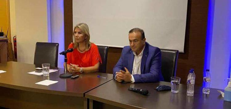 Ο βουλευτής Γιάννης Αντωνιάδης για την επίσκεψη της υφυπουργού Παιδείας Ζέττας Μακρή στη Φλώρινα