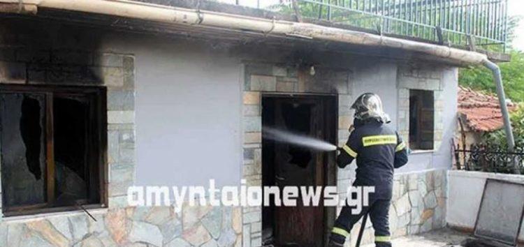 Νεκρή 81χρονη από φωτιά μέσα στο σπίτι της στο Ξινό Νερό