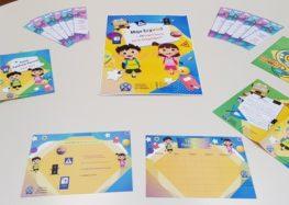 Ενημερωτικά φυλλάδια τροχαίας και σχολικά προγράμματα με σελιδοδείκτες διανεμήθηκαν από τροχονόμους σε μαθητές Δημοτικών Σχολείων και γονείς στη Δυτική Μακεδονία