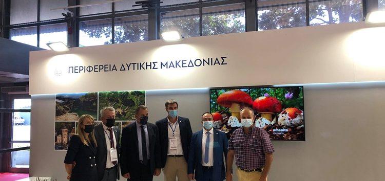 Με επιτυχία ολοκληρώθηκε η συμμετοχή της Περιφέρειας Δυτικής Μακεδονίας στην 85η Δ.Ε.Θ – Πόλος έλξης το περίπτερο (pics)