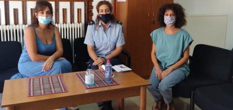 Επικαιροποίηση Δικτύωσης του Συμβουλευτικού Κέντρου Δήμου Φλώρινας και του Γραφείου Αντιμετώπισης Ενδοοικογενειακής Βίας της Αστυνομικής Διεύθυνσης Φλώρινας