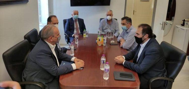 Θέματα απολιγνιτοποίησης συζήτησε ο Δήμαρχος Φλώρινας με τον Αναπληρωτή Υπουργό Ανάπτυξης και Επενδύσεων Νίκο Παπαθανάση