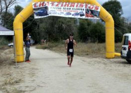 Ο αθλητής του ΣΟΧ Φλώρινας Κώστας Νικολαΐδης στους αγώνες Prespathlon και Almiraman (pics)