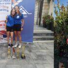 4 χρυσά για τη Χριστίνα Ρόζα, 3 χρυσά για τον Ευάγγελο Αθανασίου και ένα χρυσό και 2 αργυρά για την Παρασκευή Λαδοπούλου στους διεθνείς αγώνες Roller ski στη Σερβία