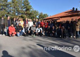 Πορεία στην αρχαία ποιμενική διαδρομή Φλώρινα – Βίγλα – Άλωνα από τον Σύλλογο Σαρακατσαναίων Δυτικής Μακεδονίας (video, pics)