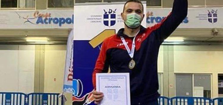 Ξιφασκία: Πρωταθλητής Ανδρών 2021 ο Νικόλας Τσώκας!