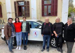 Υπηρεσιακό αυτοκίνητο για τις αυξημένες ανάγκες του Κέντρου Πρόληψης των Εξαρτήσεων και προαγωγής της Ψυχοκοινωνικής Υγείας