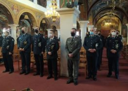 Ο εορτασμός του Προστάτη του Σώματος, Μεγαλομάρτυρα Αγίου Αρτεμίου και της «Ημέρας της Αστυνομίας» στη Δυτική Μακεδονία (pics)