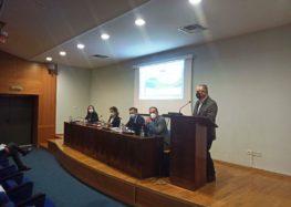 Συνάντηση του Περιφερειάρχη Δυτικής Μακεδονίας Γιώργου Κασαπίδη με κλιμάκιο του ΔΕΣΦΑ για την πορεία υλοποίησης των έργων για το φυσικό αέριο