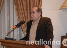 Μήνυμα του προέδρου της ΔΕΕΠ Φλώρινας της Νέας Δημοκρατίας, Θωμά Θεοδώρου, για τις εσωκομματικές εκλογές