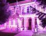 Ροζ φωταγωγήθηκαν το Δημαρχείο Φλώρινας και το 2ο Δημοτικό Σχολείο για την πρόληψη του καρκίνου του μαστού