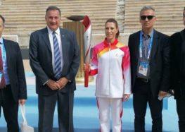 Χρήστος Τίτας: Με υπερηφάνεια και συγκίνηση παρακολουθήσαμε την τελετή παράδοσης της Ολυμπιακής Φλόγας